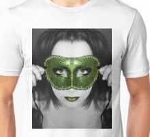 A mask I've worn but the truth will be told Unisex T-Shirt