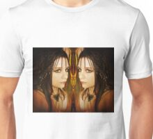 Her tale shall be told Unisex T-Shirt