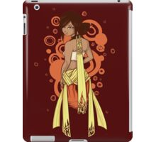 Golden iPad Case/Skin
