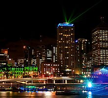 Brisbane Festival Santos Lightshow (11 of 45) by Jaxybelle
