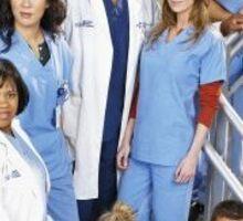 Grey's Anatomy Season 1 Sticker