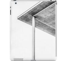 Berlin, Paul-Löbe-Haus, roof construction iPad Case/Skin
