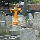 Golden Cross by westcountyweste