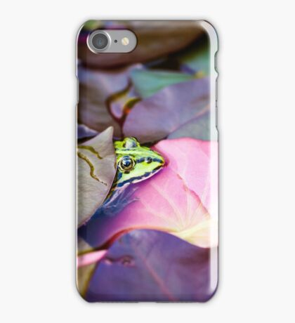 Edible Frog iPhone Case/Skin