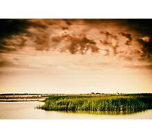 Baltic Sea beach on the island Poel Photographic Print