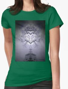 untitled no.1 Womens Fitted T-Shirt