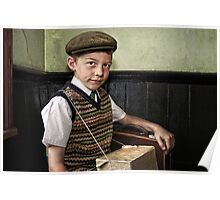 The Evacuee Poster