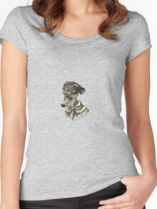 My Deer Lady Women's Fitted Scoop T-Shirt