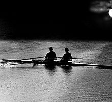 The Scullers #2 by Laurie Minor