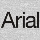 Arialvetica (black text) by Nikola Kantar