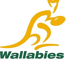 Wallabies by TaneCase