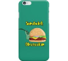 Sandwich Obsession iPhone Case/Skin