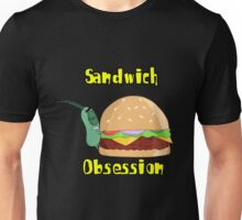 Sandwich Obsession Unisex T-Shirt