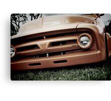 '53 Ford F100 Canvas Print