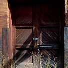Old Wooden Door by jrier