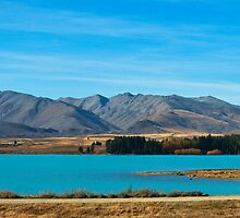 Lake Tekapo  by Odille Esmonde-Morgan