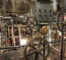 Engine Room 2 by Stan McCurtain