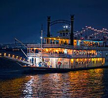 Night in New Orleans by Bonnie T.  Barry