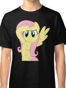 Fluttershy at attnetion Classic T-Shirt