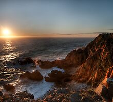 Grand Manan Sunset by Sylvain Dumas