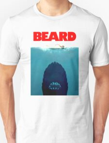 Beard Jaws. T-Shirt