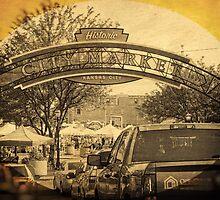 Kansas City River Market, City Market, Farmer's Market, Vintage Style by PhotosByTrish