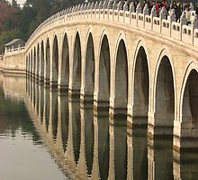Seventeen Arch bridge by jmccabephoto