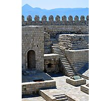 Fortification: Venetian castle (Koules), in Crete, Greece. Photographic Print