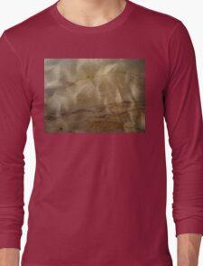 Sunset, Rub' al Khali Long Sleeve T-Shirt