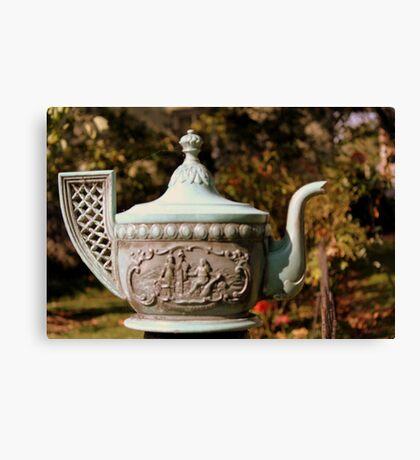 Edenton's Teapot Canvas Print