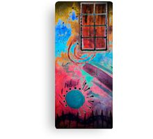 Night Madness Canvas Print