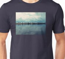 Rain over paradise Unisex T-Shirt