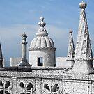 Belem Tower, Lisbon by Nigel Fletcher-Jones