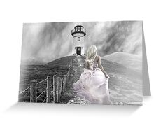 To The Lighthouse... Greeting Card