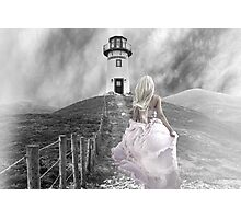 To The Lighthouse... Photographic Print