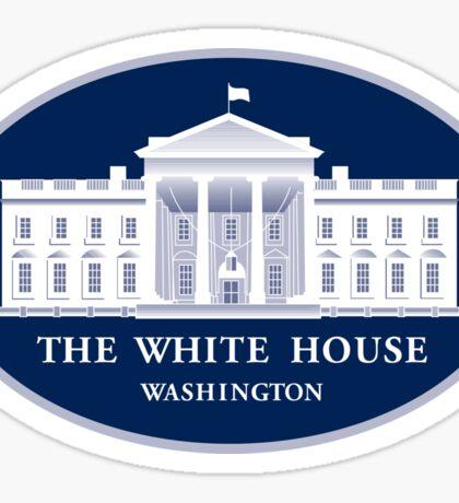 White House Seal Sticker Sticker
