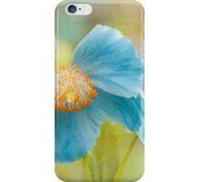 Blue Beauties iPhone Case/Skin