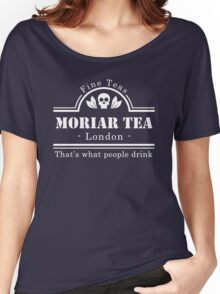 MoriarTea Women's Relaxed Fit T-Shirt