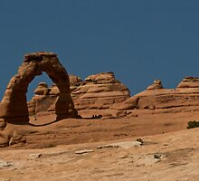 Delicate Arch - Arches National Park by nikongreg