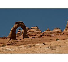 Delicate Arch - Arches National Park Photographic Print