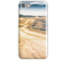 Gravel Pit iPhone Case/Skin