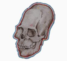 Elongated skull portrait by cahill  wessel