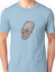 Elongated skull small Unisex T-Shirt