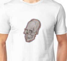 Elongated skull small Unisex T-Shirt
