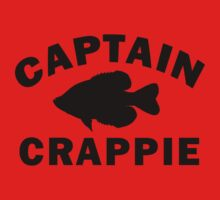 Captain Crappie One Piece - Long Sleeve