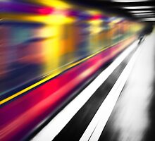 Berlin S-Bahn Speed by novopics