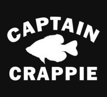 Captain Crappie Kids Tee