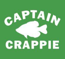 Captain Crappie Kids Clothes