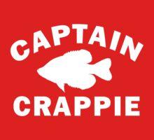 Captain Crappie One Piece - Short Sleeve