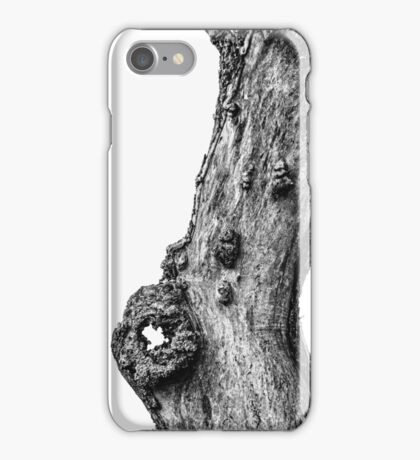Apple Tree Trunk iPhone Case/Skin